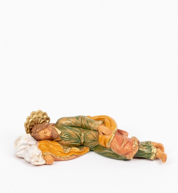 Heilige Josef ruhenden (246) Höhe 12 cm