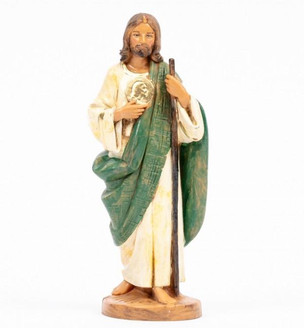 Heilige Judas (650) Höhe 17 cm