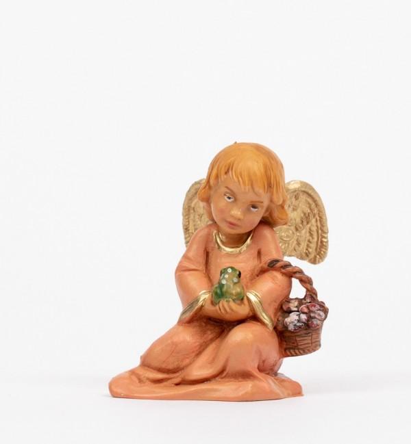 Engel mit Frosch (787) Höhe 5 cm