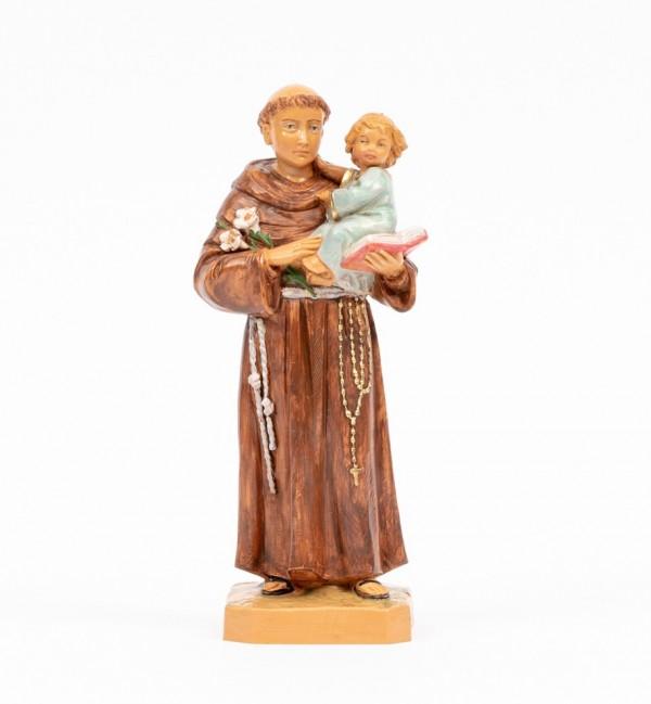 Heilige Antonius mit Jesuskind (1106) Höhe 18 cm