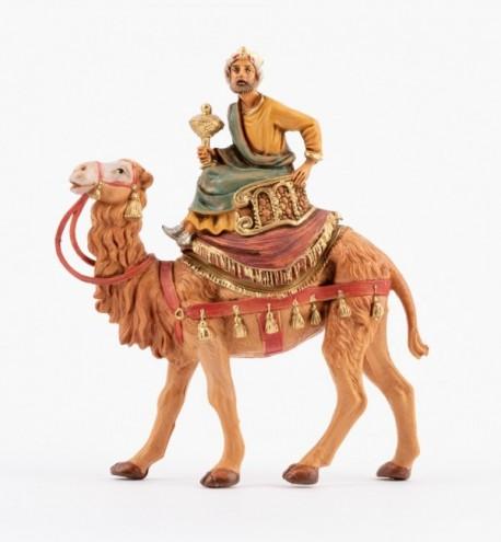 König auf Kamel (2) für Krippe Höhe 10 cm