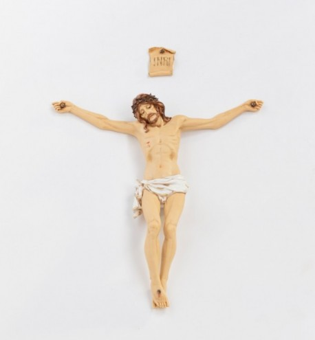 Leib Christi aus Harz Nr. 10 Höhe 50 cm
