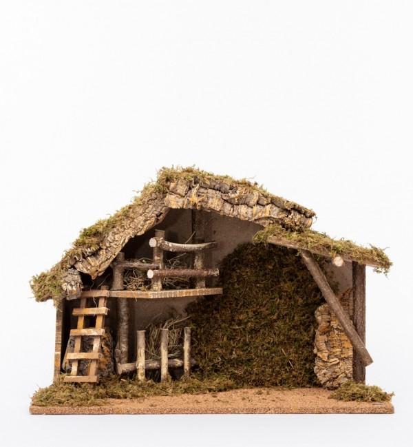 Hütte Nr. 615 Höhe 19 cm