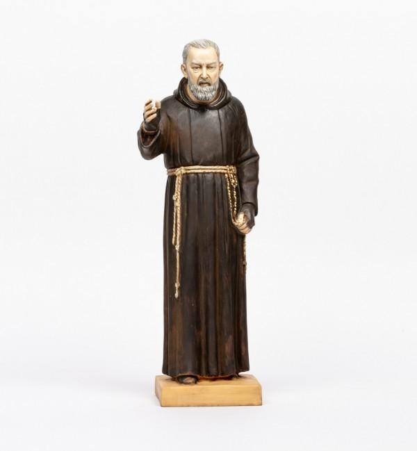 Padre Pio aus Harz aus Harz Höhe 50 cm