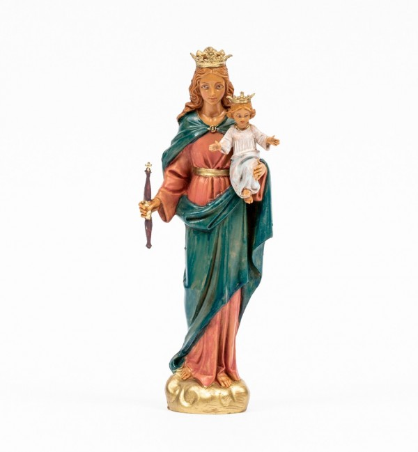 Mutter Gottes Helferin (18) Höhe 19 cm
